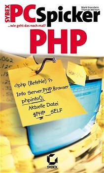PC Spicker PHP - Mark Kronsbein