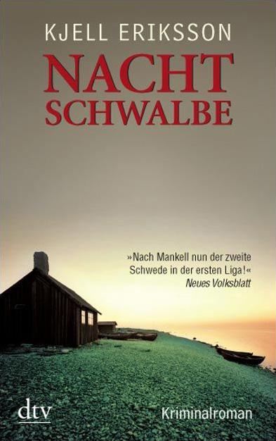 Nachtschwalbe - Ein Fall für Ann Lindell - Kjell Eriksson