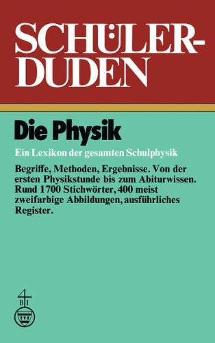Schülerduden. Die Physik