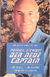 Patrick Stewart. Der neue Captain - James Hatfield