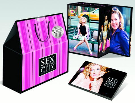 Sex and the City [19 DVDs, Essentials Collectio...