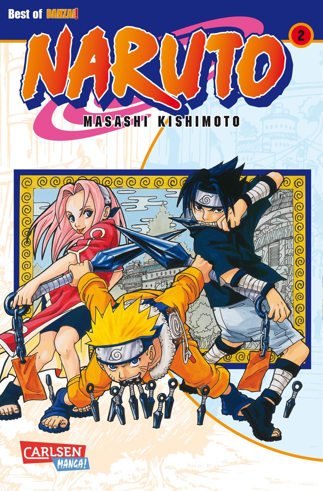 Naruto: Band 2 - Masashi Kishimoto