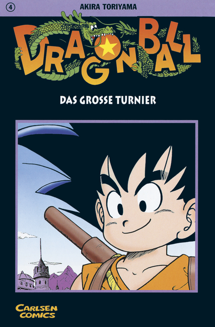 Dragon Ball Bd. 4 - Akira Toriyama