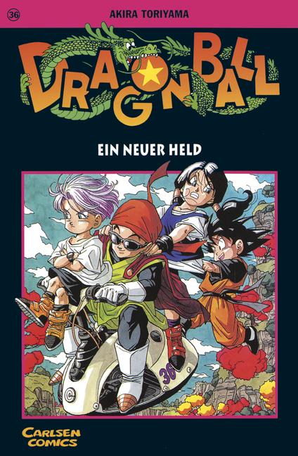 Dragon Ball Bd. 36 - Akira Toriyama