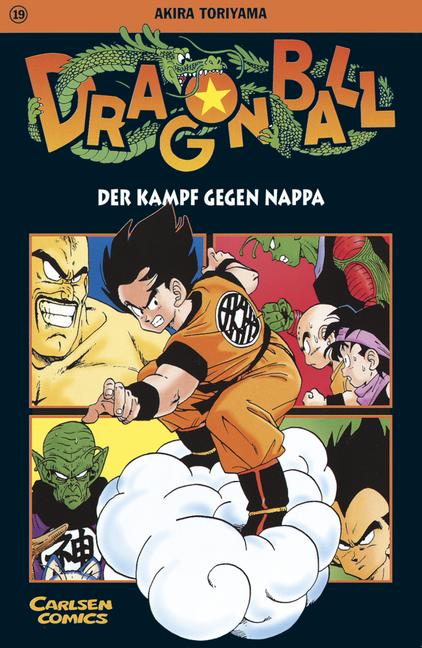 Dragon Ball: Band 19 - Der Kampf gegen Nappa - Akira Toriyama [Taschenbuch]