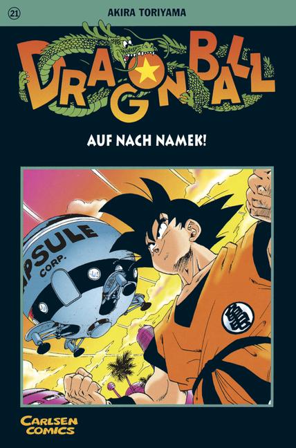 Dragon Ball Bd. 21 - Akira Toriyama