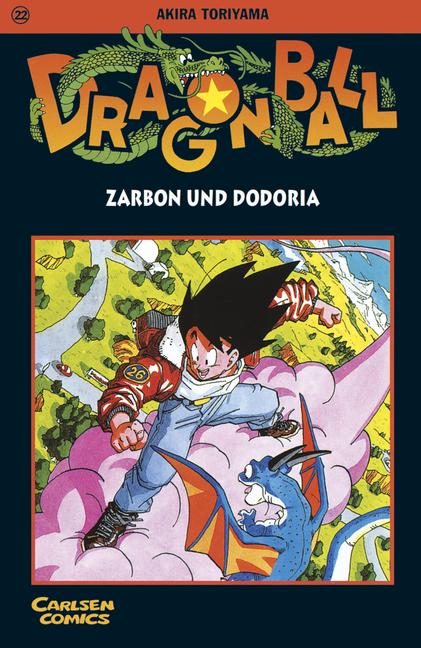 Dragon Ball Bd. 22 - Akira Toriyama