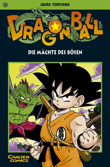 Dragon Ball Bd. 12, Die Mächte des Bösen - Akira Toriyama