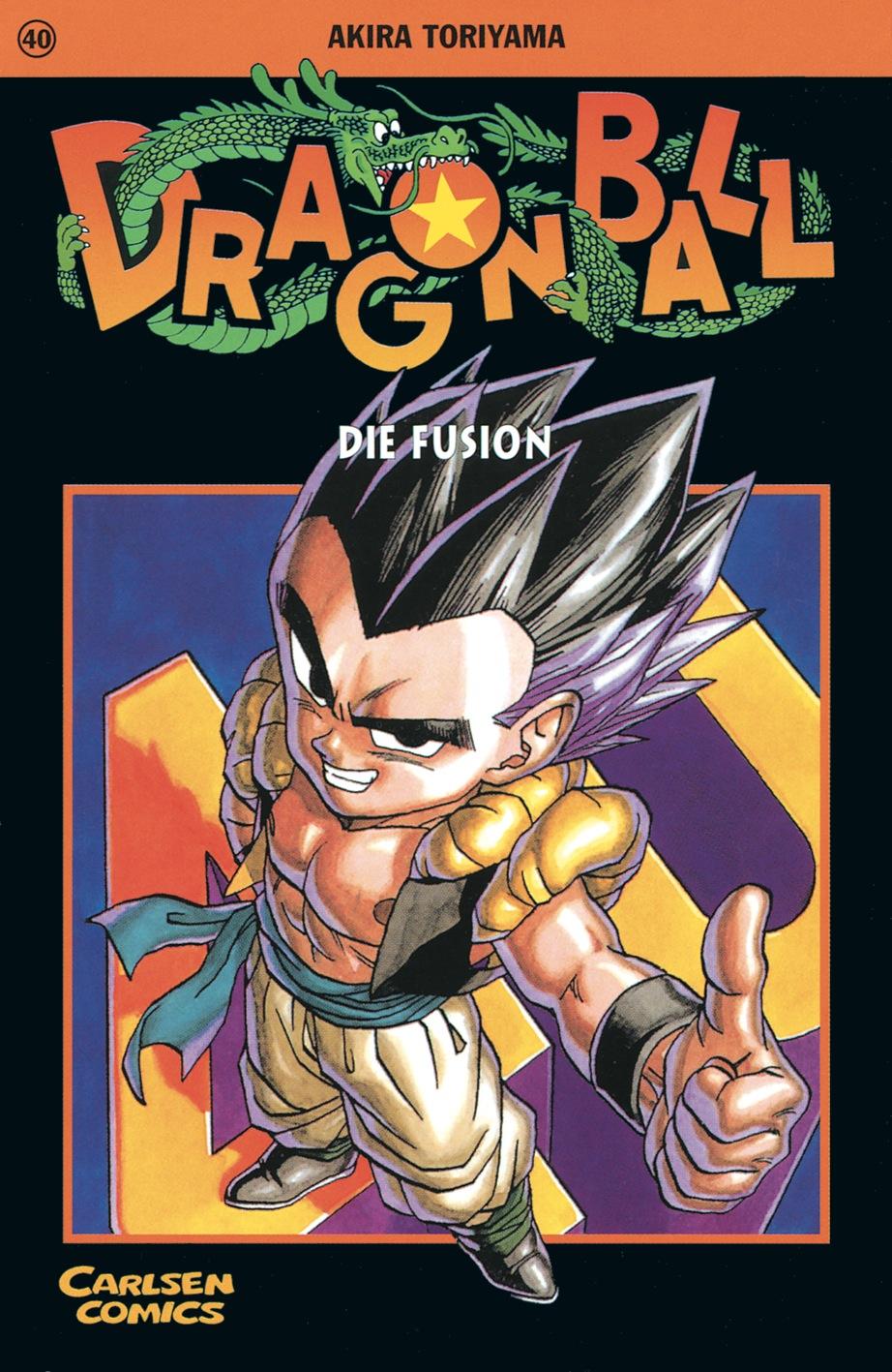 Dragon Ball Bd. 40 - Akira Toriyama