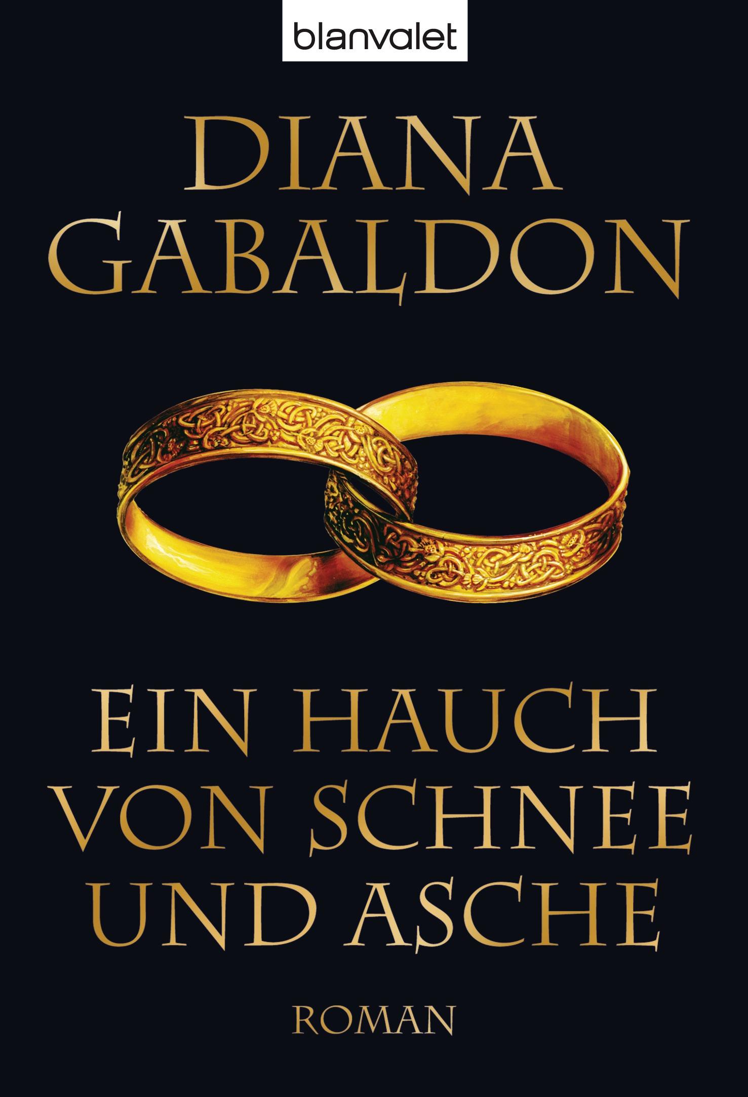 Die Highland-Saga - Band 6: Ein Hauch von Schnee und Asche - Diana Gabaldon [1.Auflage 2007]