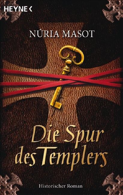 Die Spur des Templers - Núria Masot