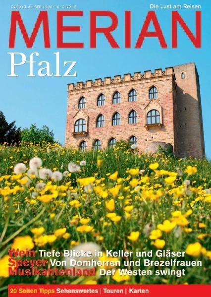 Merian Pfalz: Weinland: Tiefe Blicke in den Kel...