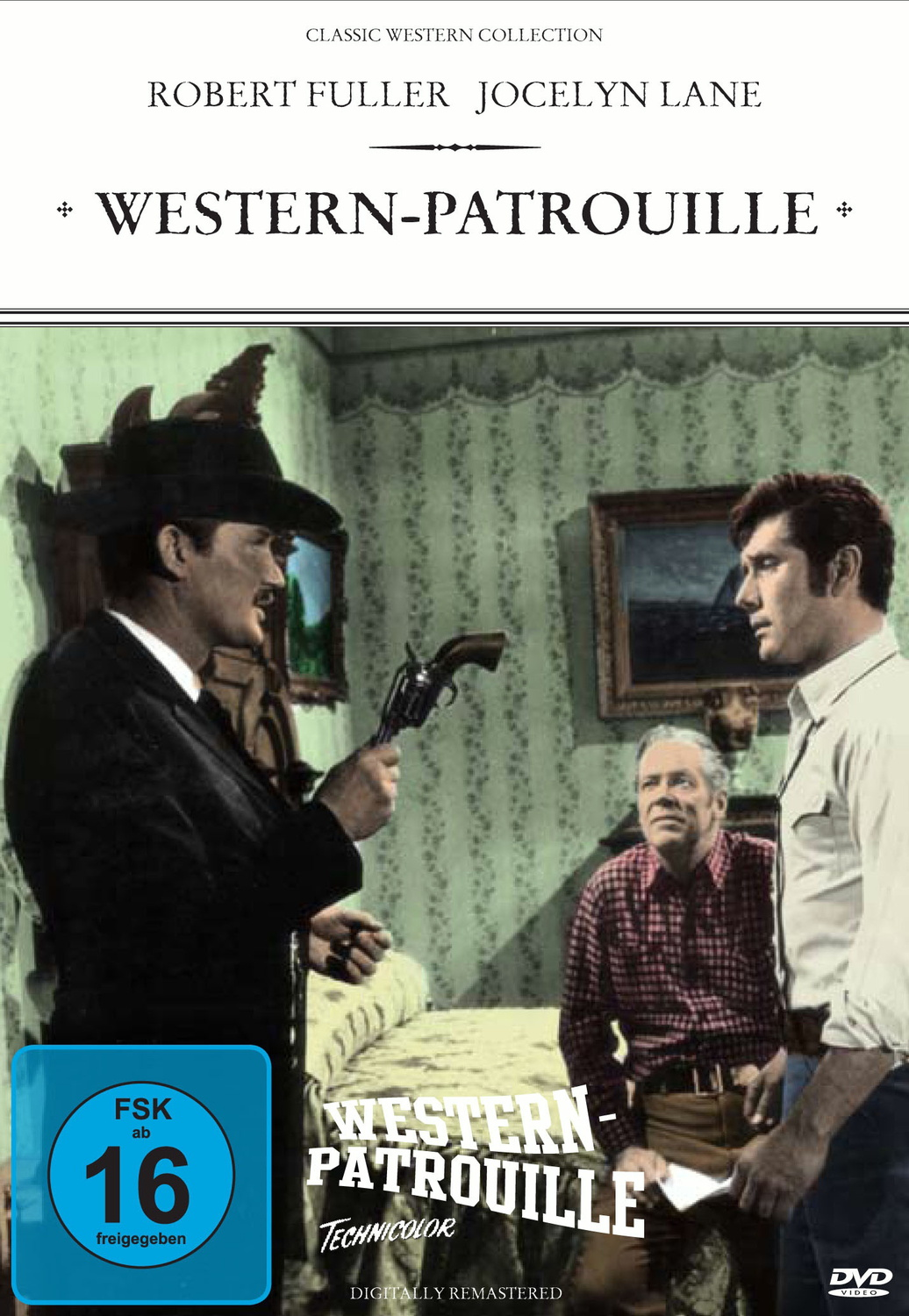 Western-Patrouille (Western Classic Collection)