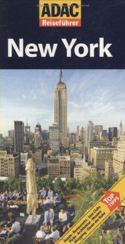 ADAC Reiseführer New York: Hotels-Restaurants-J...