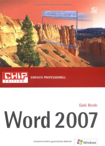 Word 2007 - Gabi Brede