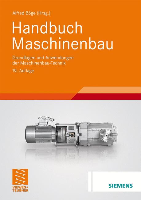 Handbuch Maschinenbau: Grundlagen und Anwendung...