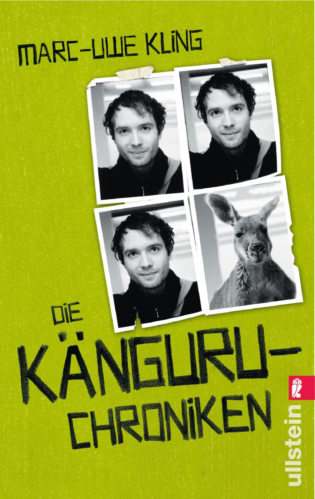 Die Känguru Chroniken - Band 1: Ansichten eines vorlauten Beuteltiers - Marc-Uwe Kling