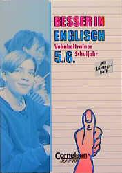 Besser in Englisch, Vokabeltrainer 5./6. Schulj...