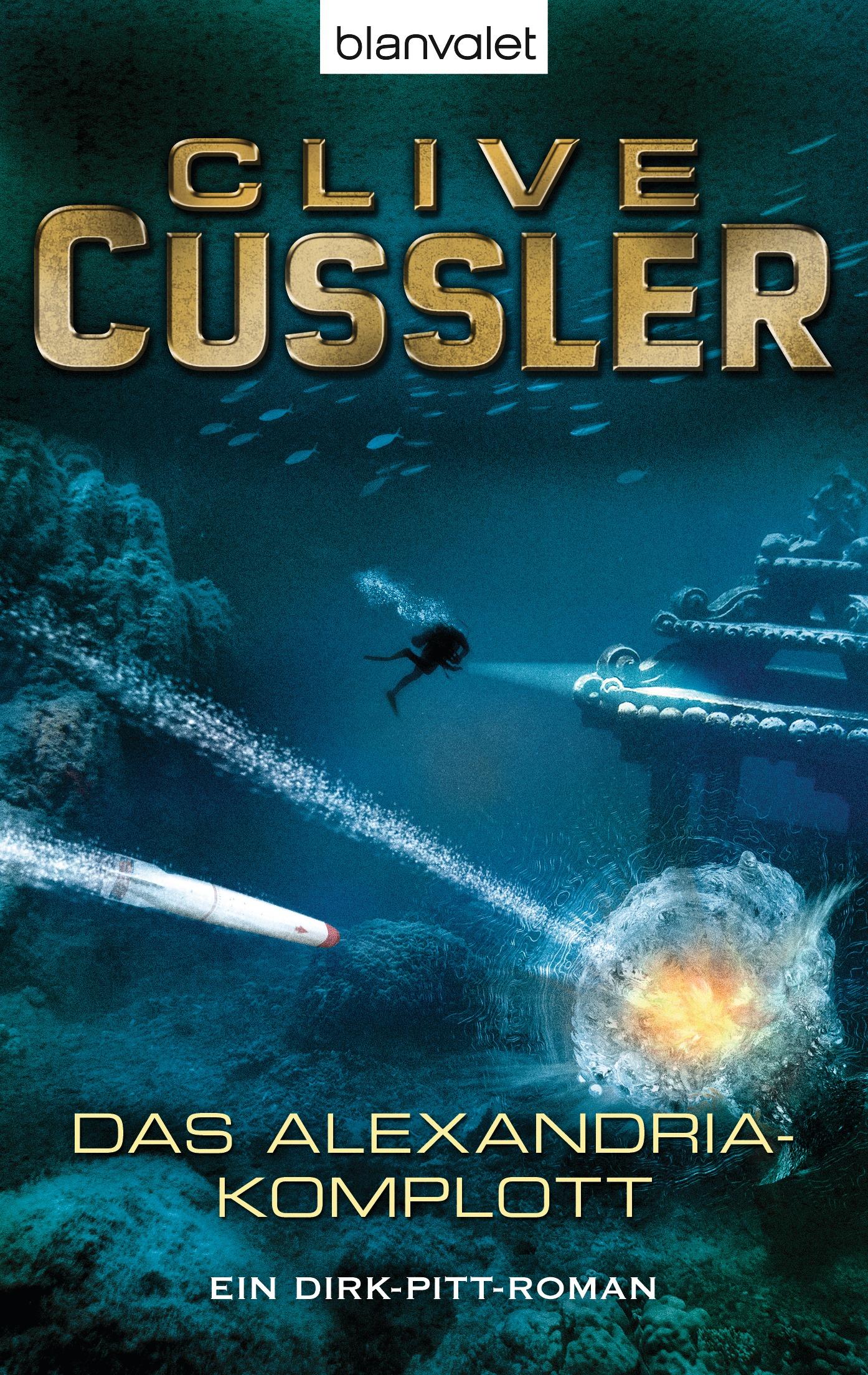 Das Alexandria-Komplott - Clive Cussler