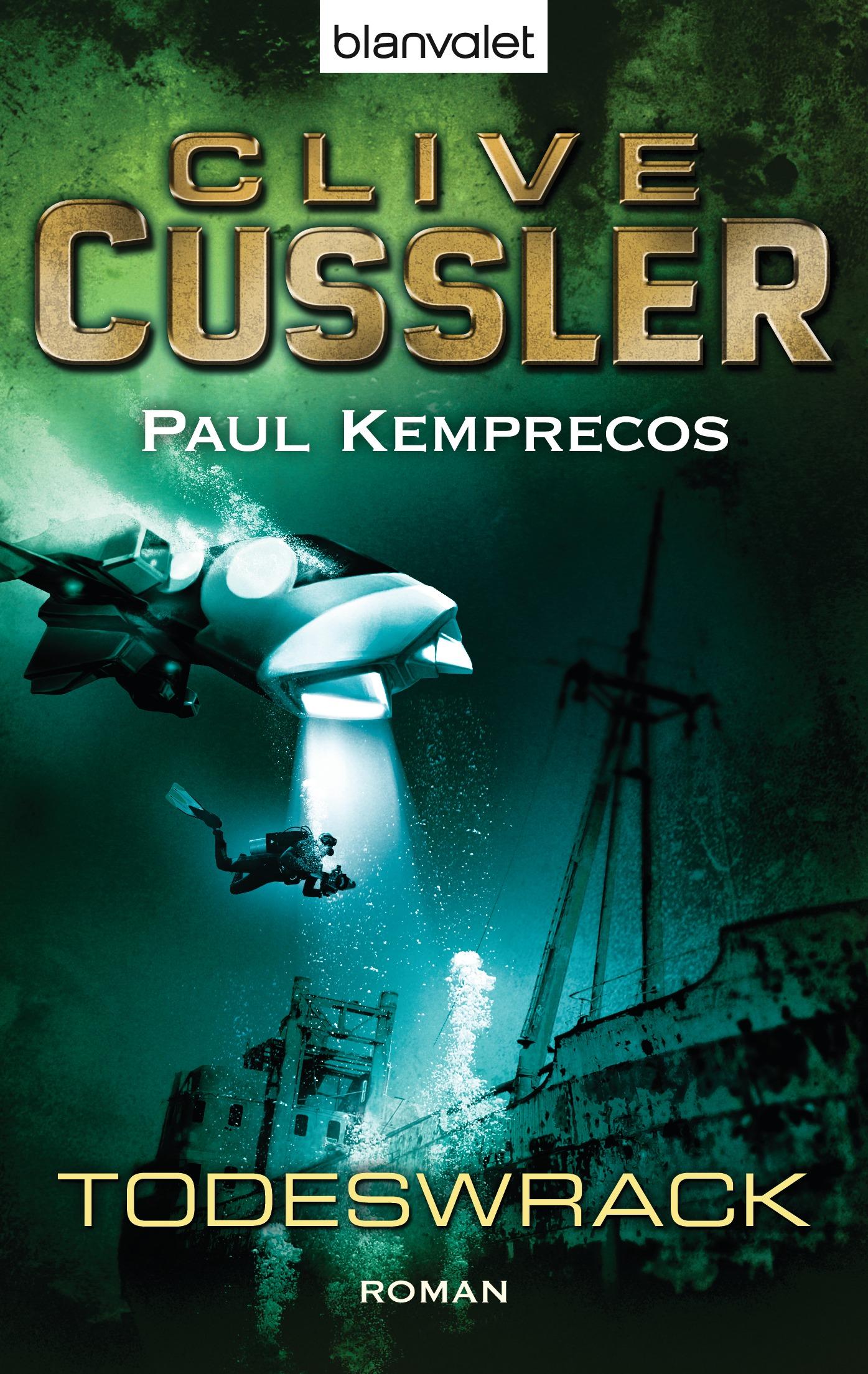 Das Todeswrack - Clive Cussler