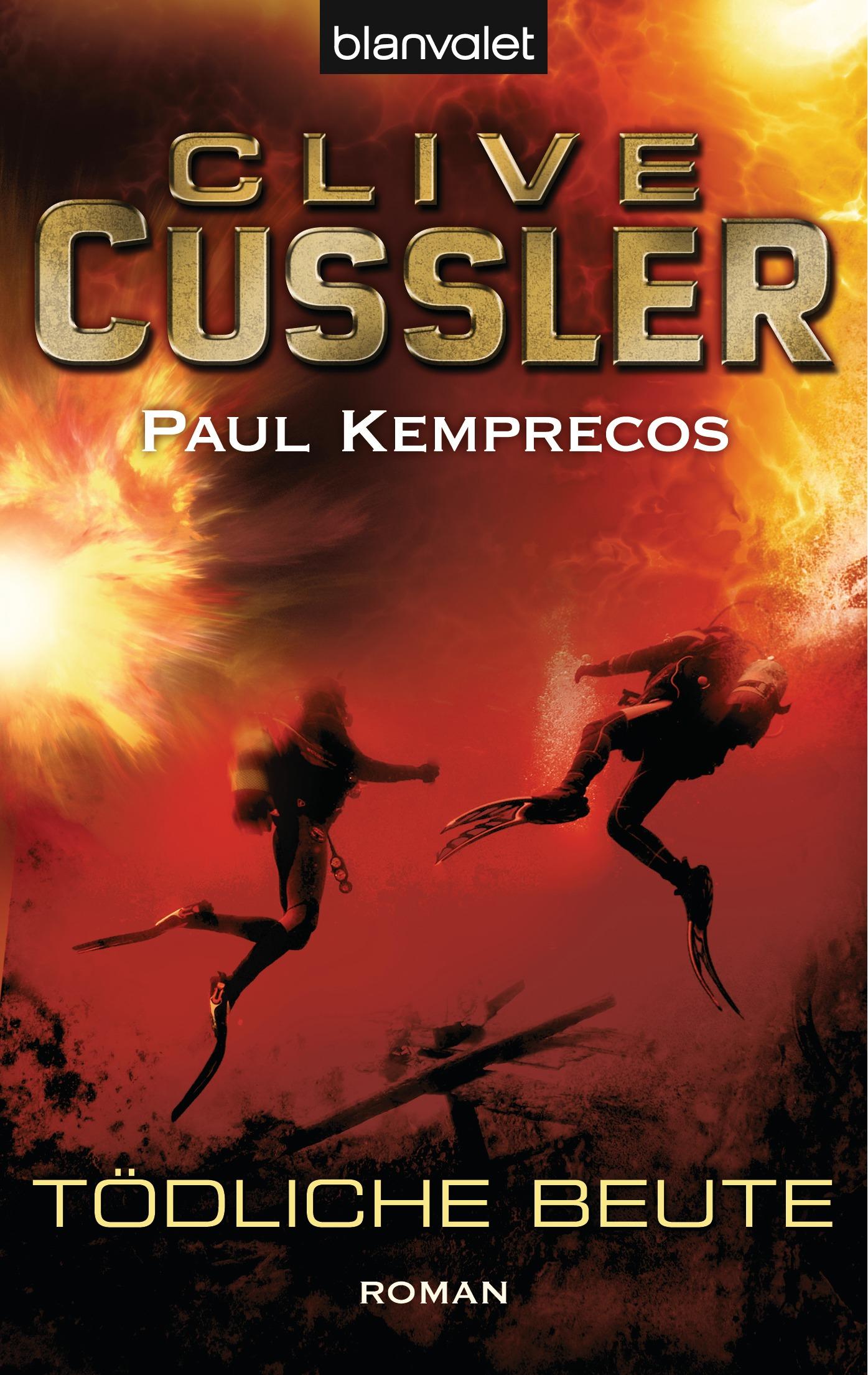 Tödliche Beute - Clive Cussler