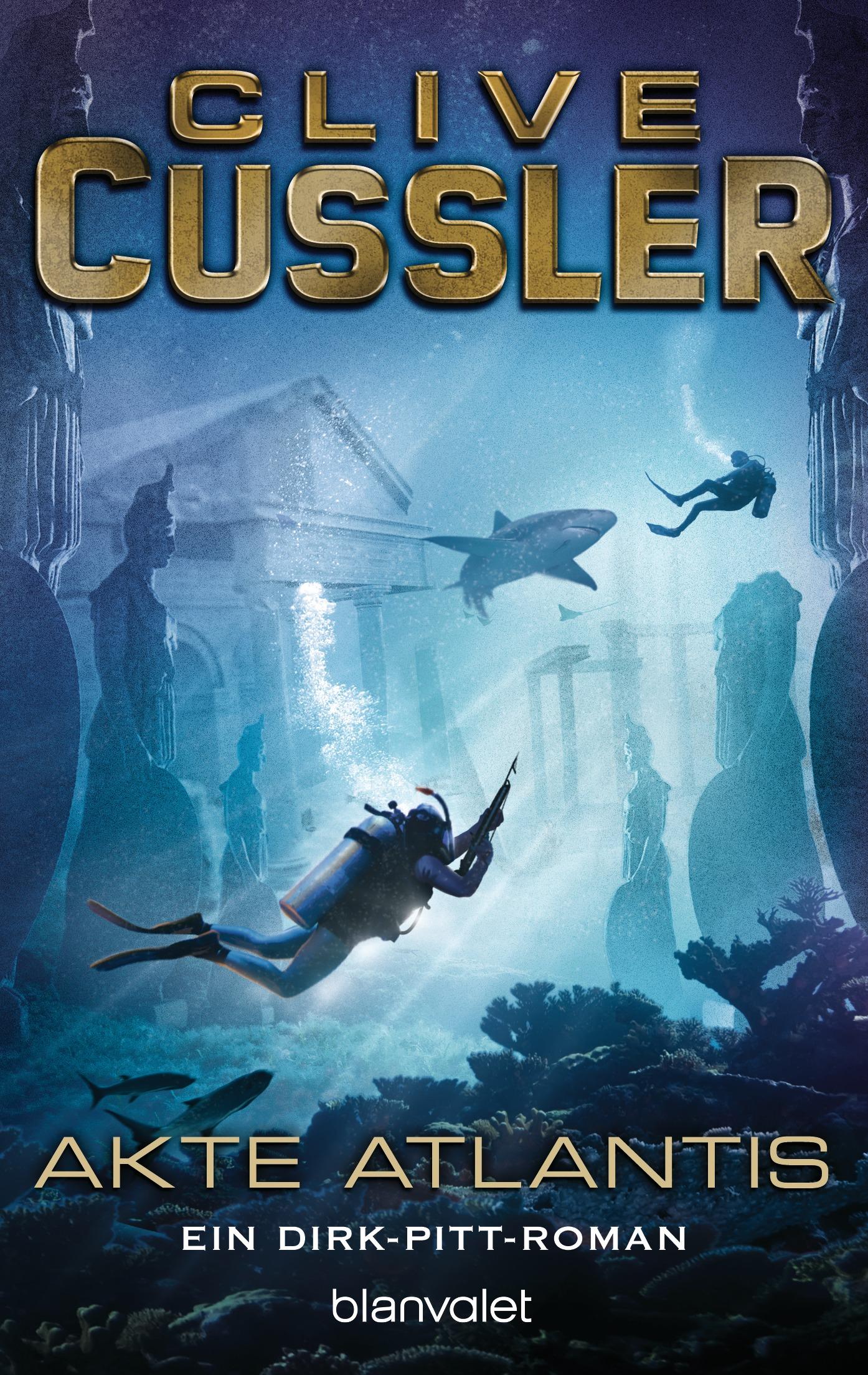 Akte Atlantis - Clive Cussler