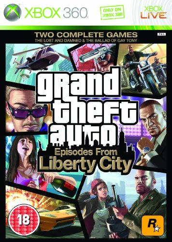 Grand Theft Auto: Episodes from Liberty City [I...