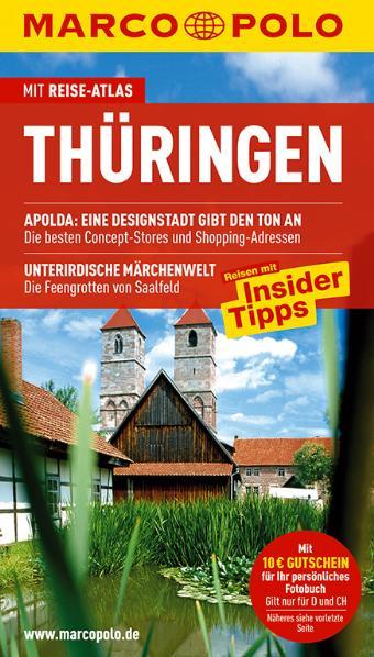MARCO POLO Reiseführer Thüringen: Reisen mit Insider-Tipps - Kerstin Sucher und Bernd Wurlitzer