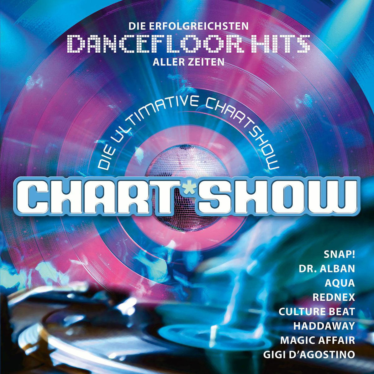 Various - Die Ultimative Chartshow-Dancefloor Hits
