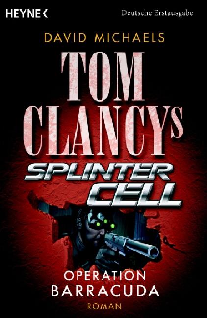 Tom Clancys Splinter Cell - Operation Barracuda - David Michaels