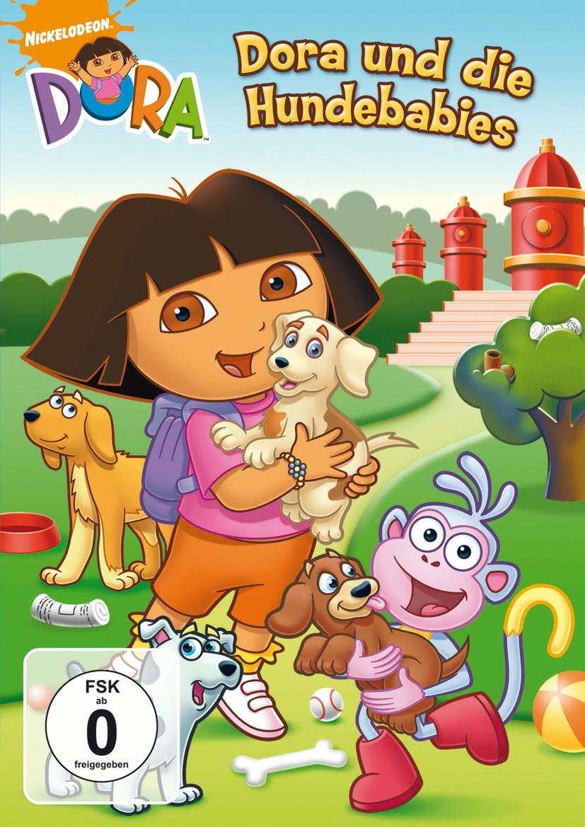 Dora: Dora und die Hundebabys