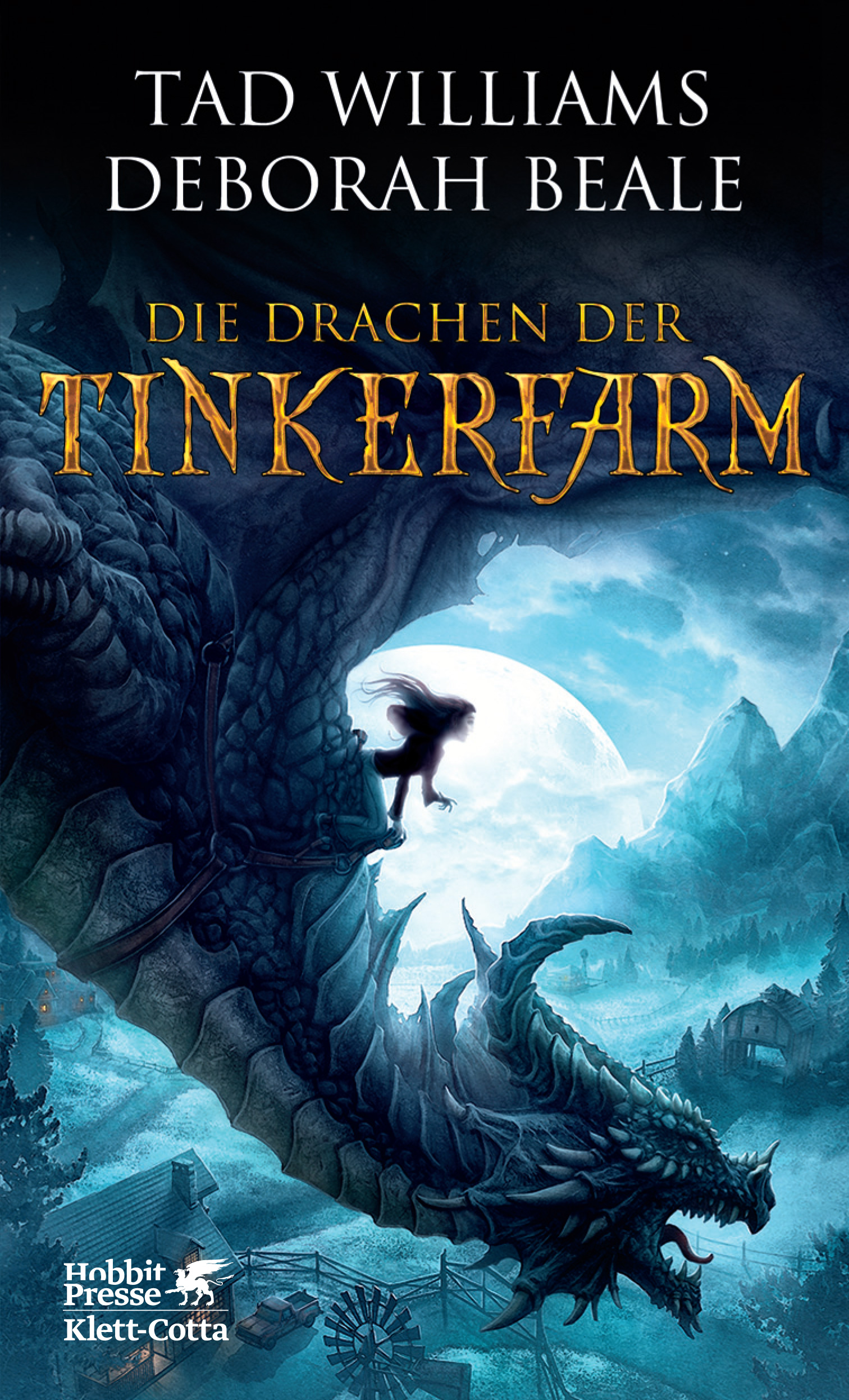 Die Drachen der Tinkerfarm - Tad Williams