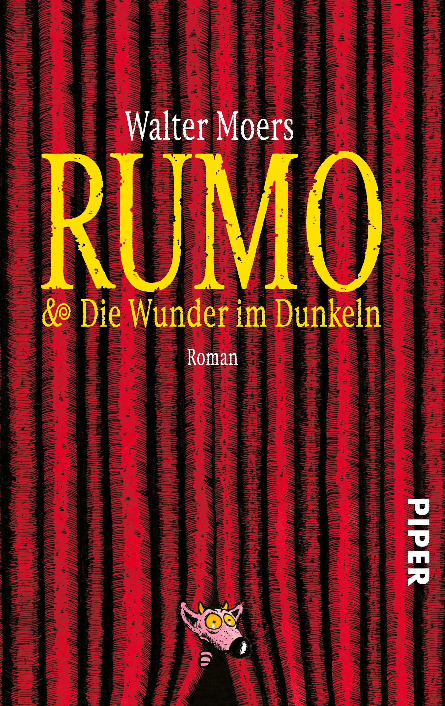 Rumo und Die Wunder im Dunkeln - Walter Moers [Taschenbuch]