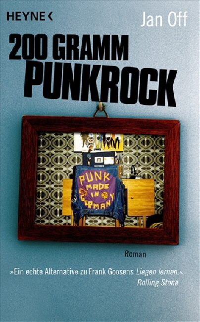 200 Gramm Punkrock - Jan Off