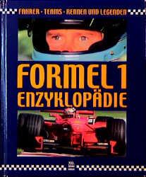 Formel 1 Enzyklopädie - Bruce Jones