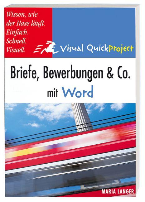 Briefe, Bewerbungen und Co. mit Word. - Maria L...