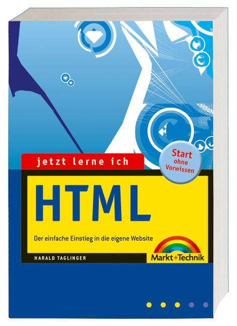 Jetzt lerne ich HTML . Der einfache Einstieg in...