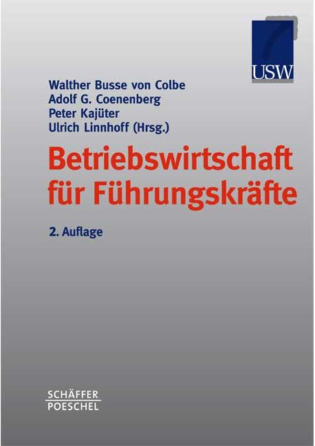 Betriebswirtschaft für Führungskräfte - Walther...