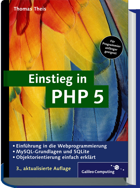 Einstieg in PHP 5 - Thomas Theis