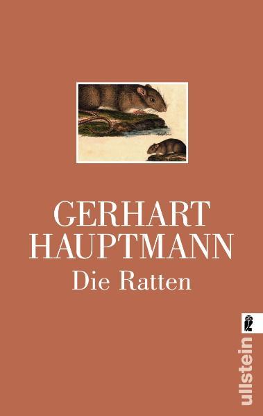 Die Ratten: Berliner Tragikomödie - Gerhart Hauptmann