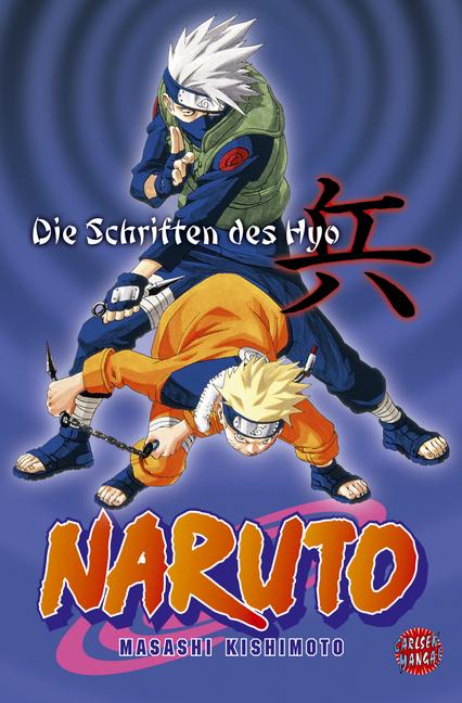 Naruto: Die Schriften des Hyo - Masashi Kishimoto
