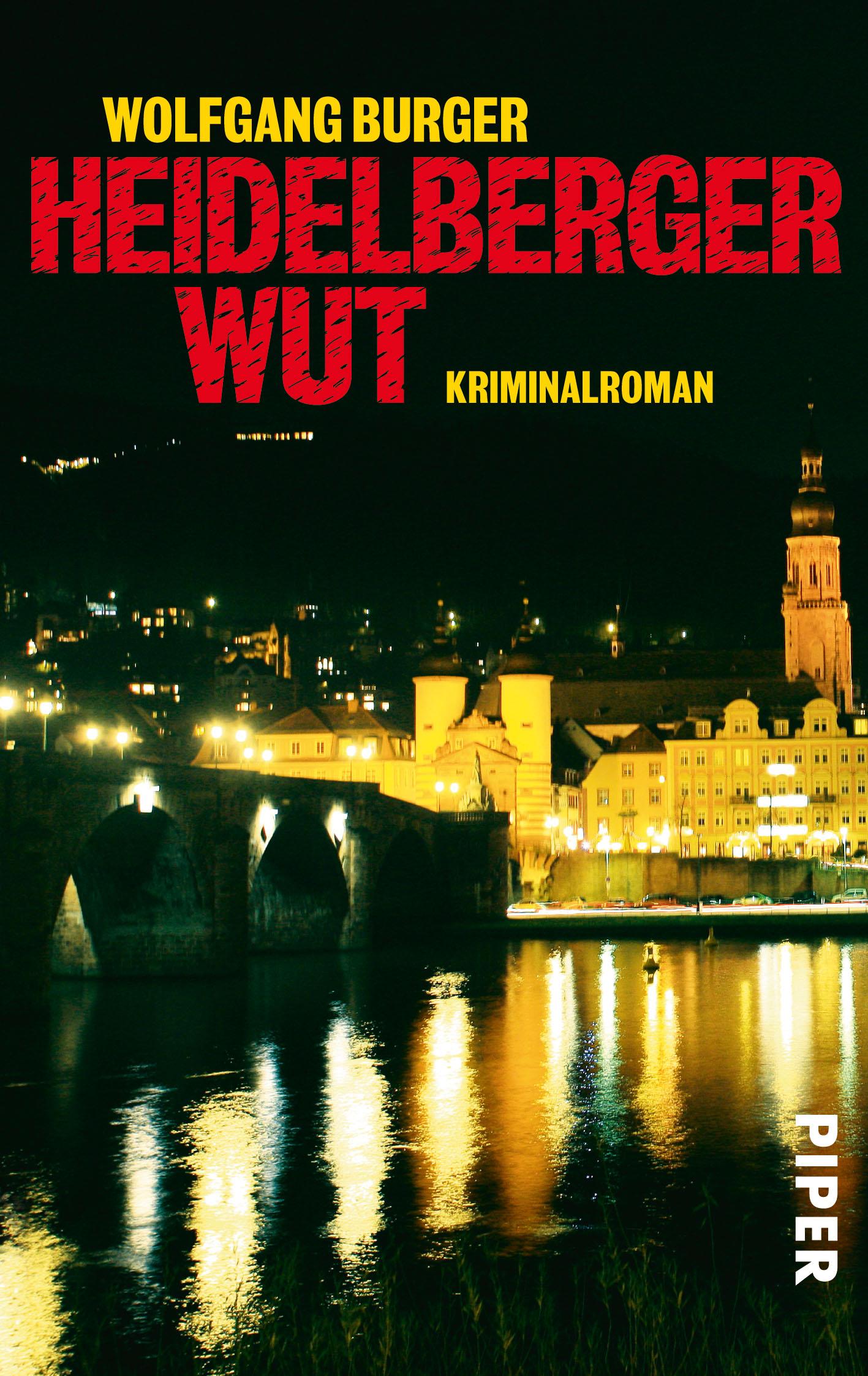 Heidelberger Wut - Wolfgang Burger