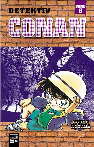 Detektiv Conan 6 - Gosho Aoyama
