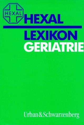 Hexal Lexikon Geriatrie - Susanne Jäckle-Kirchhoff