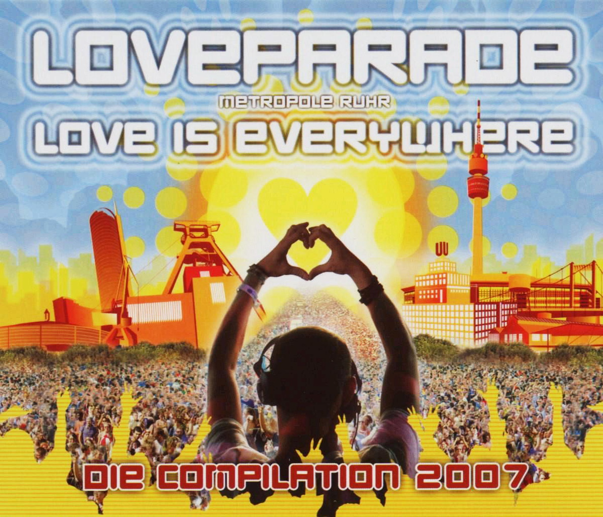 Various - Loveparade 2007 (2CD+DVD+Loveparade G...