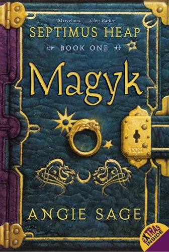 Septimus Heap, Book One: Magyk - Angie Sage