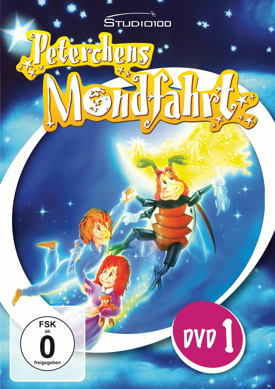 Peterchens Mondfahrt - DVD 1