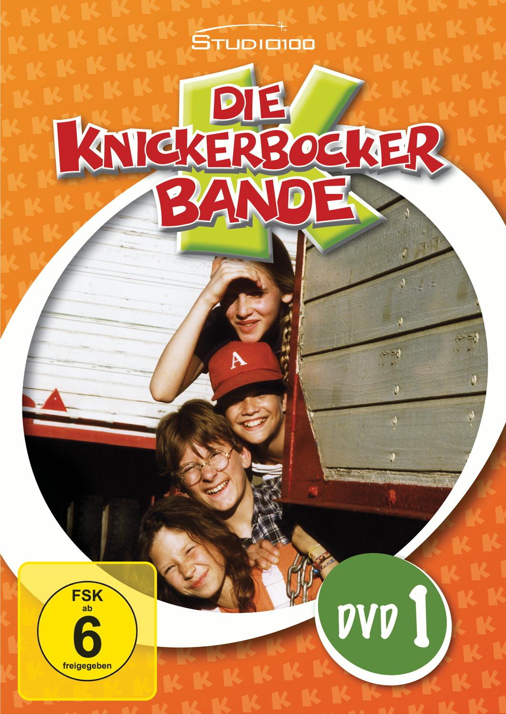 Die Knickerbockerbande - DVD 1