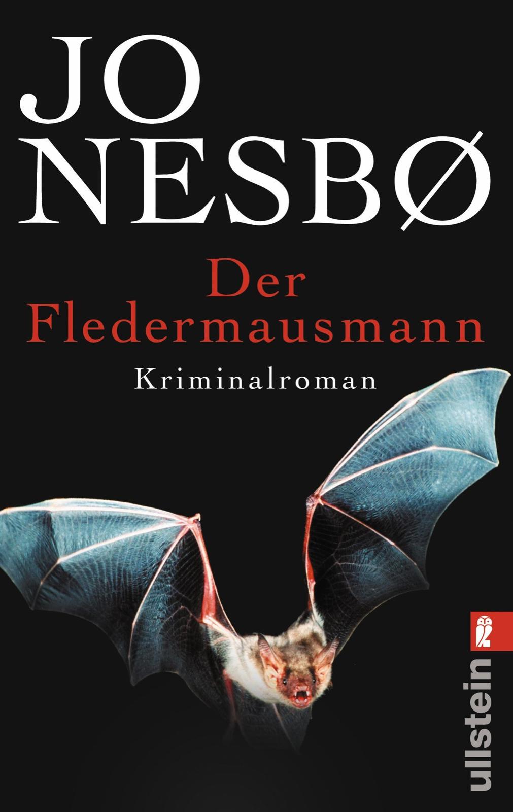 Der Fledermausmann - Jo Nesbø [Taschenbuch]