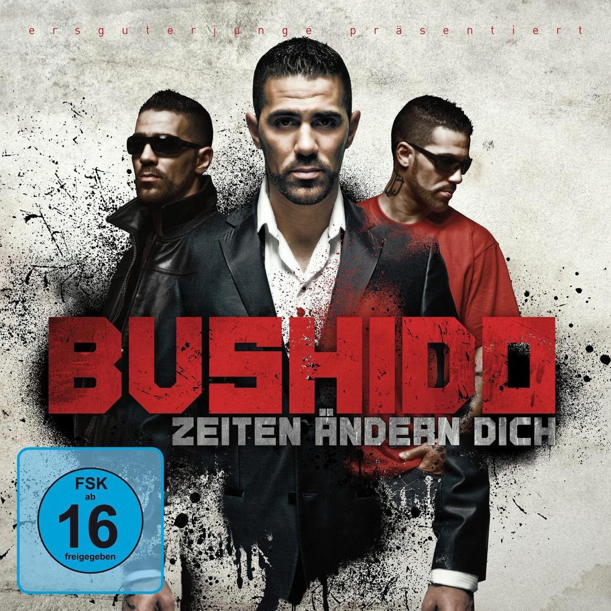 Bushido - Zeiten ändern dich (Premium Edition) (CD+DVD FSK 16)